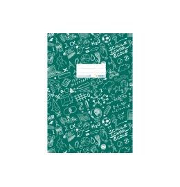 Heftschoner A4 grün
