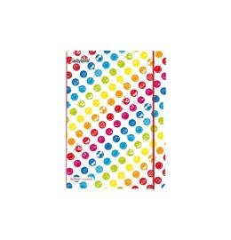 Notizheft my.book flex A4 kariert, Motiv 80 Blatt
