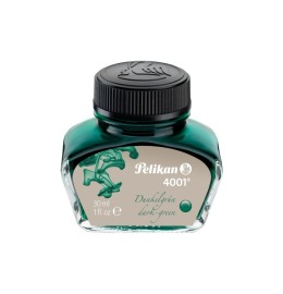 Tintenglas 4001 30ml grün