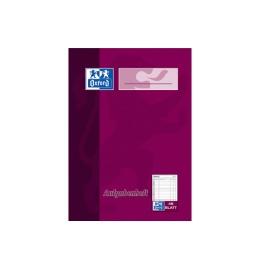 Hausaufgabenhefte A6 90g 48 Blatt