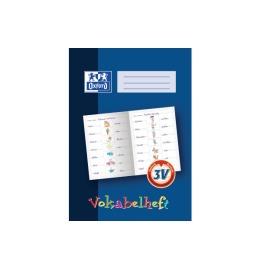 Vokabelheft A4 liniert, 90g 16 Blatt