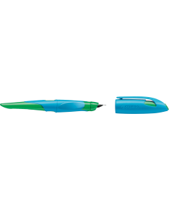 EASYbirdy Start Füller Linkshänder blau/grün