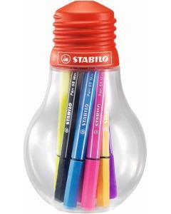 Pen 68 MINI Colorful Ideas 12er Glühbirne