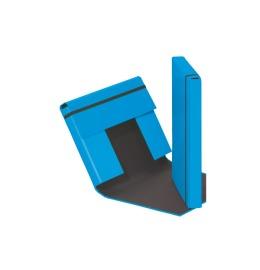 Sammelbox Trend A4 Gummizugverschluss blau