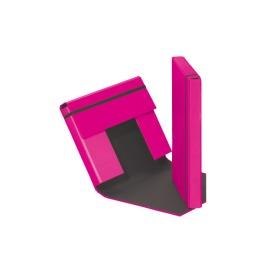 Sammelbox Trend A4 Gummizugverschluss rosa