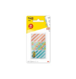 Index Geo Collect. 23,8x43,2mm orange, blau 60 Index