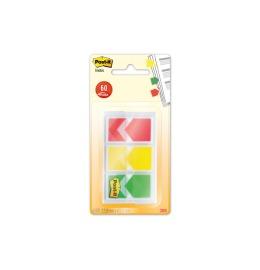 Index Priorisation 23,8x43,2mm rot, gelb, grün 60 Index