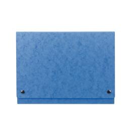 Dokumentenmappe C4 TopColor blau