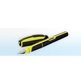 style Füllhalter M neon gelb