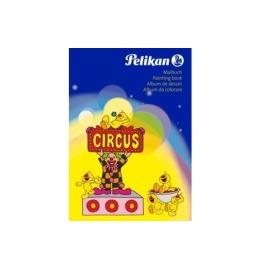 Malheft Circus 32 Seiten