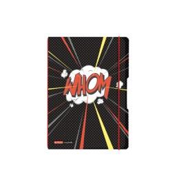 my.book flex A4 Comic Whom 40 Bl.kar/lin.