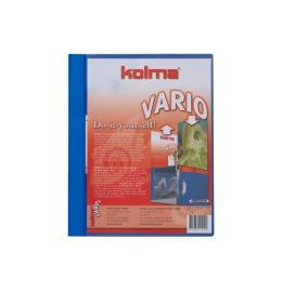 Schnellhefter Vario A4 blau 5 Stück