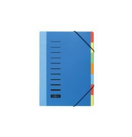 Deskorganizer A4 blau
