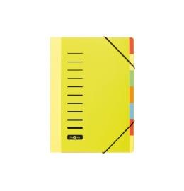 Deskorganizer A4 gelb