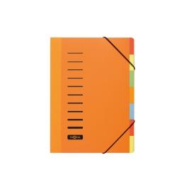 Deskorganizer A4 orange