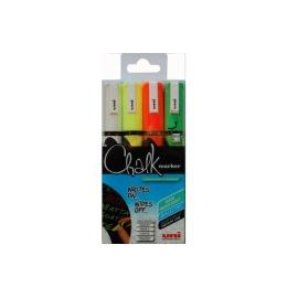 Chalk Marker 1,8-2,5mm 4 Farben, Etui