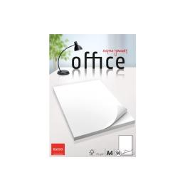 Schreibblock Office A4 blanko, 70g 50 Blatt