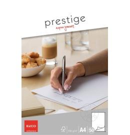 Schreibblock Prestige A4 weiss, 100gm2 50 Blatt