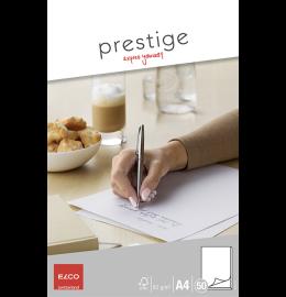 Schreibblock Prestige A4 blanko, 80g 50 Blatt