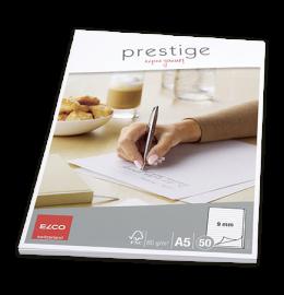 Schreibblock Prestige A5 liniert, 80g 50 Blatt