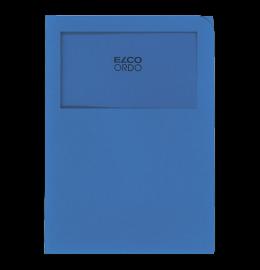 Sichthülle Ordo Classico A4 köngigsblau, o.Linien 100 Stk.