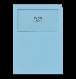 Sichthülle Ordo Classico A4 blau, ohne Linien 100 Stück