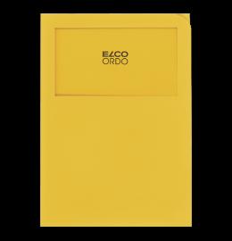 Sichthülle Ordo Classico A4 goldgelb, ohne Linien 100 Stk.