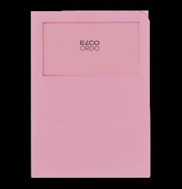 Sichthülle Ordo Classico A4 rosa, ohne Linien 100 Stück