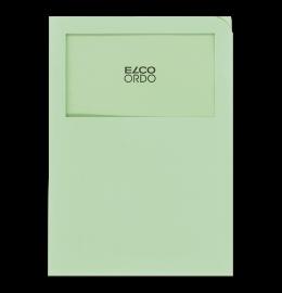 Sichthülle Ordo Classico A4 grün, ohne Linien 100 Stück