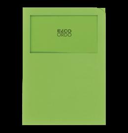 Sichthülle Ordo Classico A4 intensivgrün,o.Linien 100 Stk.