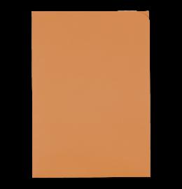 Sichthülle Ordo Discreta A4 orange, ohne Fenster 100 Stück