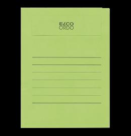 Sichthülle Ordo volumino A4 grün 50 Stück