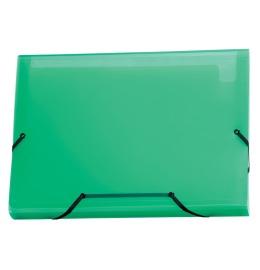 Sammelmappe Daily Easy A4 grün, 13 Taschen, Kolmaflex