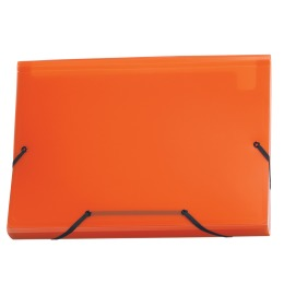 Sammelmappe Daily Easy A4 rot, 13 Taschen, Kolmaflex