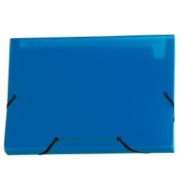 Sammelmappe Daily Easy A4 blau, 13 Taschen, Kolmaflex