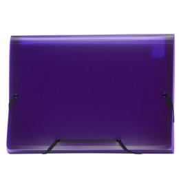 Sammelmappe Daily Easy A4 violett, 13 Taschen, Kolmaflex
