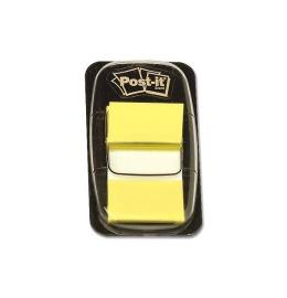 Index Tabs 25,4x43,2mm gelb/50 Tabs