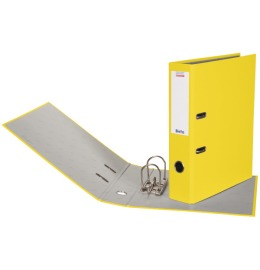 Bundesordner 7cm gelb
