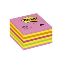 Würfel 76x76mm neon/pink/450 Blatt