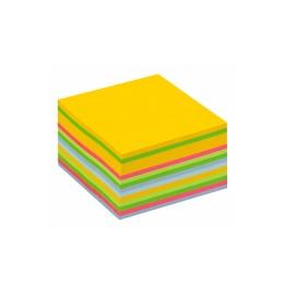 Würfel 76x76mm multicolor/450 Blatt