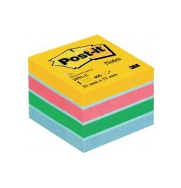 Würfel Mini 51x51mm 4-farbig/4x100 Blatt