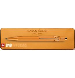 Kugelschreiber 849 GoldBar gold, mit Metalletui