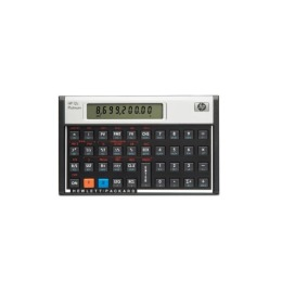 Calculator Platinum 12C Deutsch/Italienisch