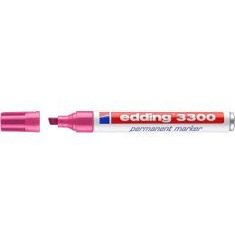Permanent Marker 3300 1-5mm rosa