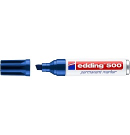 Permanent Marker 500 2-7mm blau