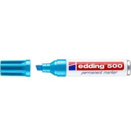 Permanent Marker 500 2-7mm hellblau