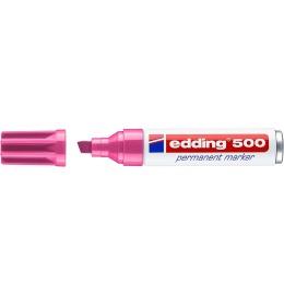 Permanent Marker 500 2-7mm rosa