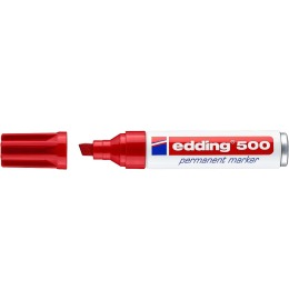 Permanent Marker 500 2-7mm rot