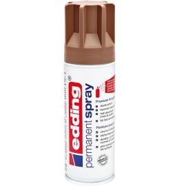Acryllack Spray haselnuss seidenmatt
