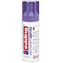 Acryllack Spray lila seidenmatt